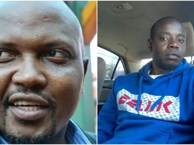 Mbunge Moses Kuria afanya cha kushangaza baada ya kuombwa KSh 1,000 na mfuasi wake (picha)