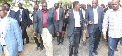 DP Ruto, Governor Mutua tear CORD apart after rejecting Jubilee dialogue team