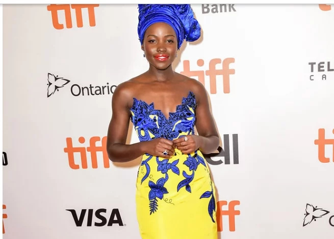 Lupita Nyong'o stuns the red carpet in style