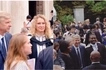 Arsene Wenger attends daughter's graduation from Cambridge University