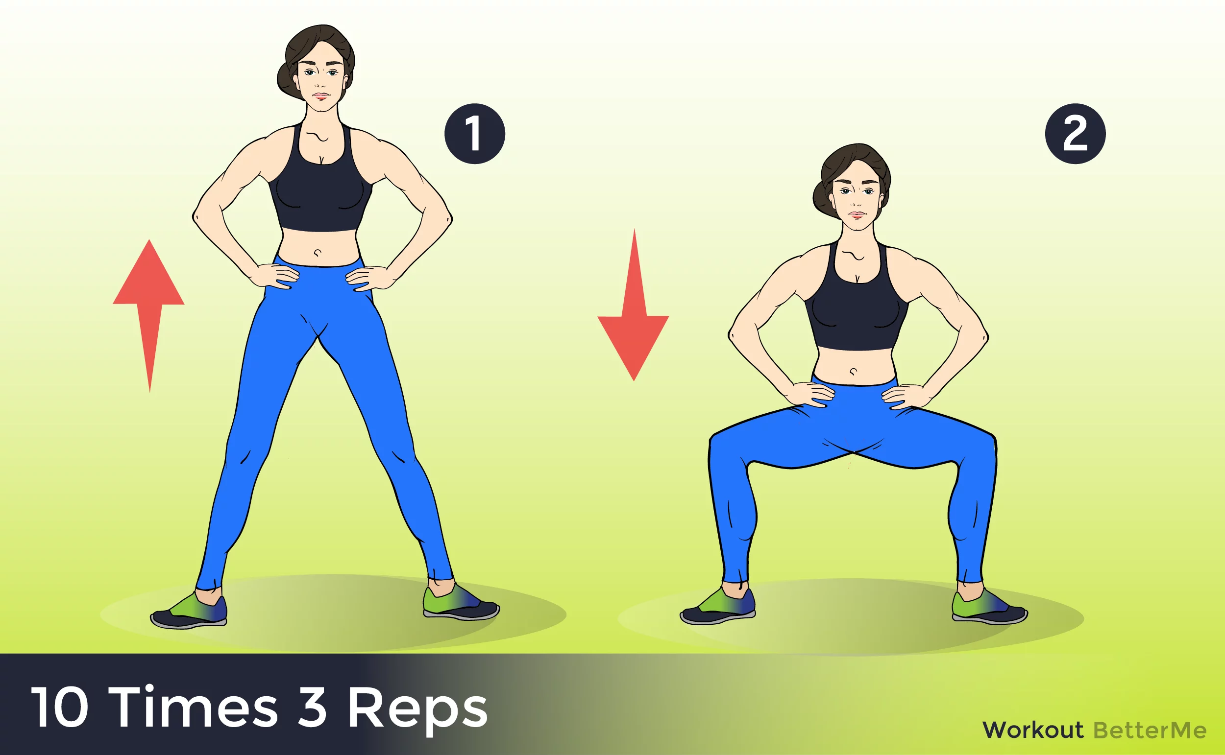 This lazy workout can help you tone the whole body