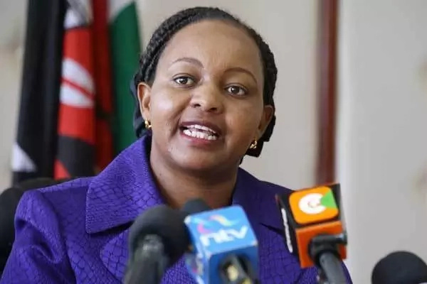 Anne Waiguru career