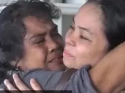 Heartbroken mother seeks help to rescue an OFW sold to an Arab employer who 'treats her badly'