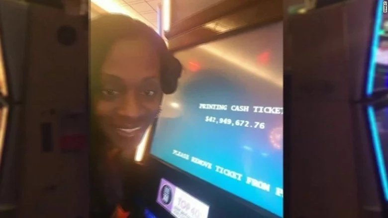 This woman won $42 million on a slots machine. The casino told her it was just a glitch!