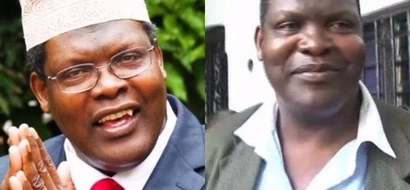 Miguna Miguna badly harasses KTN journalist on live interview (video)