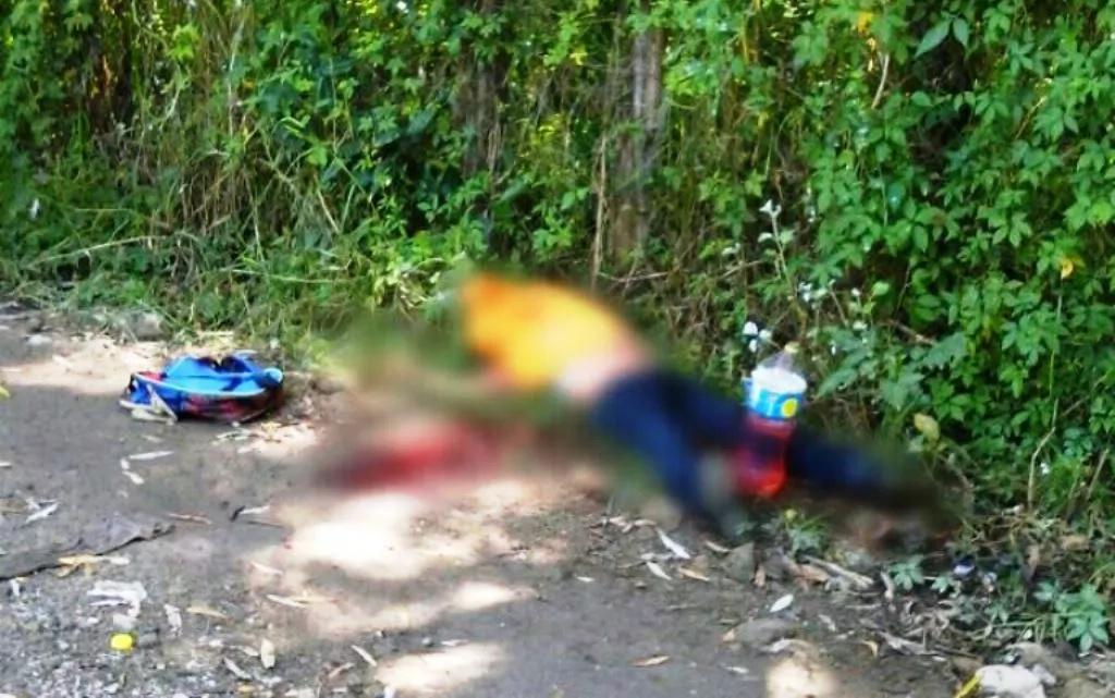 Mató a su hijo y luego intentó suicidarse prendiéndose fuego