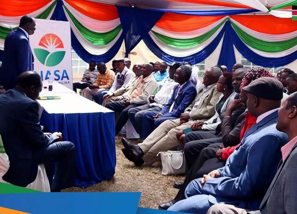 Jubilee to punish Kiambu defectors to NASA and TUKO.co.ke has the details