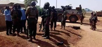 Wenyeji wa Somalia na KDF wakabiliana mpakani, wailaumu KDF kwa kuiba ardhi yao