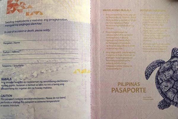 New high-security passports printing starts today