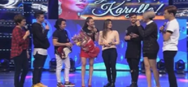 Karylle says goodbye to 'Showtime' for now