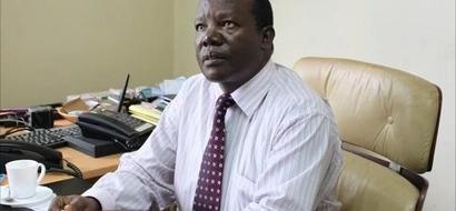 Has Sam Nyamweya finally been ousted as FKF boss? CS Hassan Wario speaks