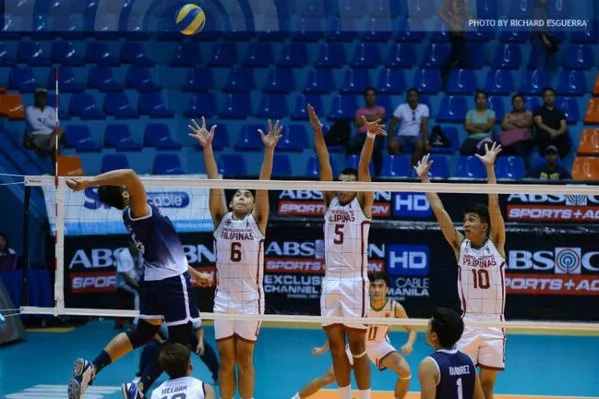UP completes Final Four cast with win over Adamson in UAAP Men's Volleyball