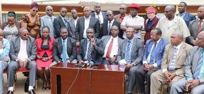 Jubilee party takes action following bloody fights among Murang'a MCAs