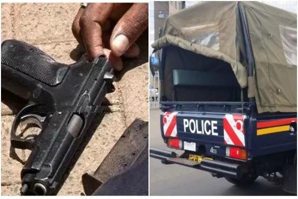 Afisa wa polisi amuuwa mpenzi wake kwa risasi huku akiachwa na maumivu