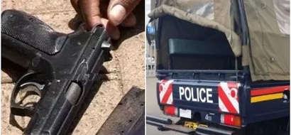 Police officer shoots himself dead after killing colleague