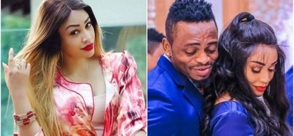 Zari Hassan excites many as she inspects hubby's cassava in public