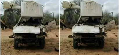Kenyan police officers DEAD after HORROR attack