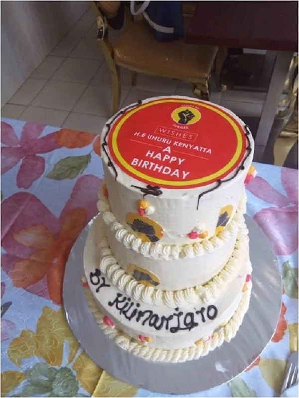 Jubilee Party holds birthday party for President Uhuru