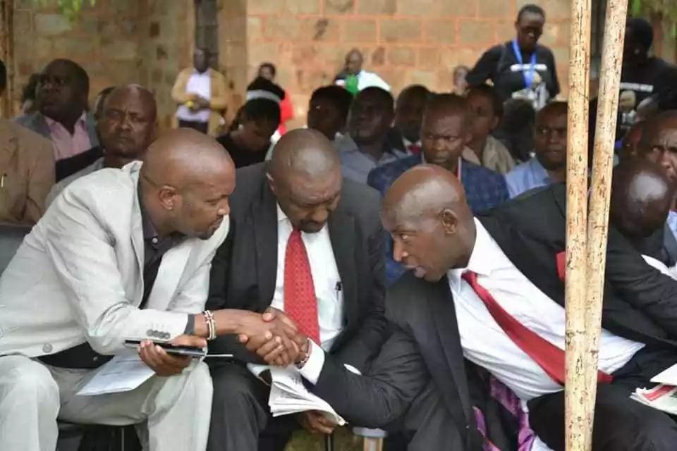 Bibilia atakayotumia Raila wakati wa kuapishwa itatoka Mlima Kenya