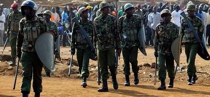 Polisi waahidi mkenya yeyote milioni 14 iwapo atatekeleza jambo hili