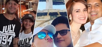8 kakilig Pinoy celebrity marriages that prove #MayForever