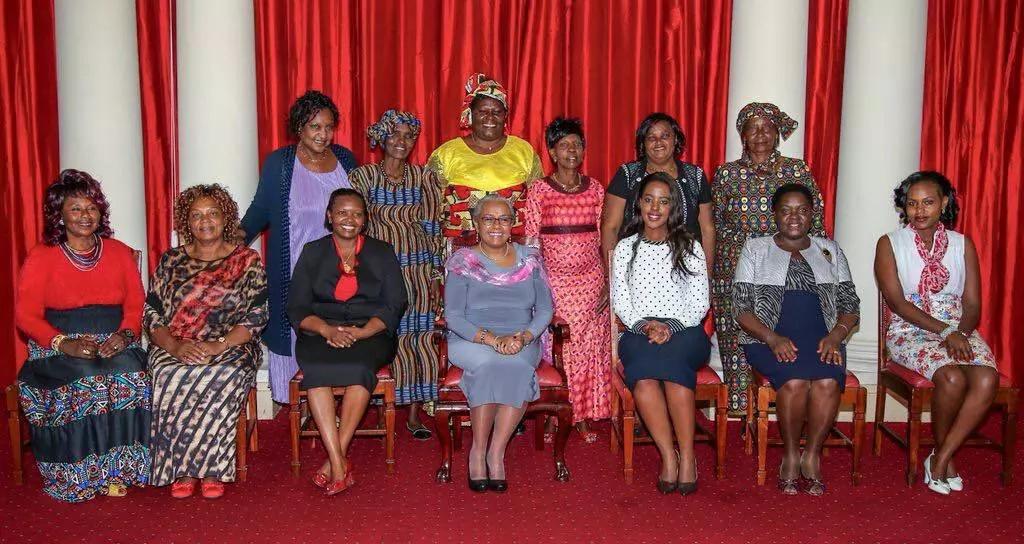 See Margaret Kenyatta's Beyond Zero receive more funds