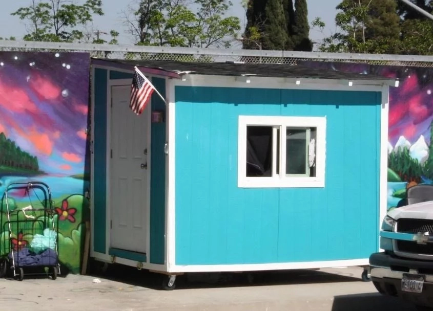 Tiny houses making big differences