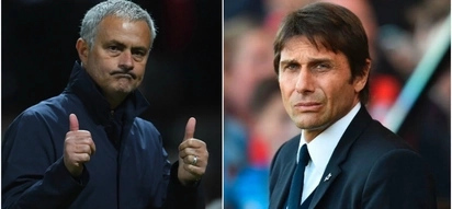 Jose Mourinho ready to end feud with Antonio Conte by offering hand shake at Old Trafford
