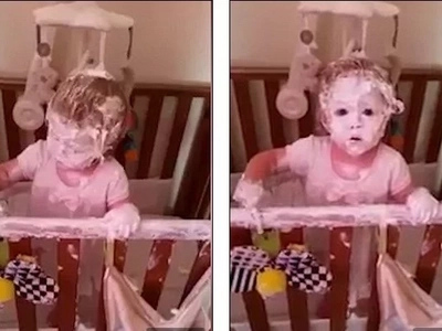 Horrified Mother Finds Daughter Plastered Her Sister's Head With Sudocrem
