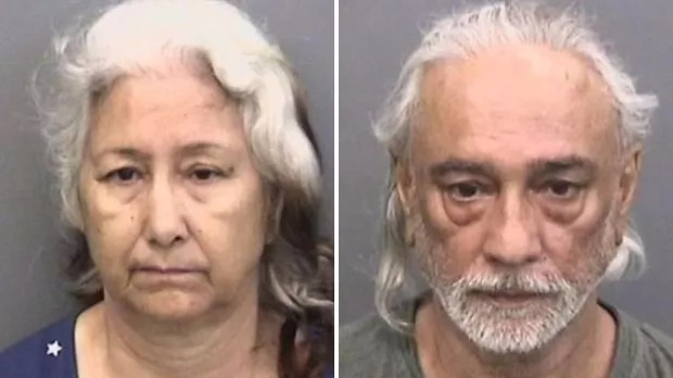 Jasbir and Bhupinder Kalsi now face deportation. Photo: Hillsborough County Sheriff's Office