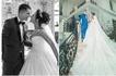 Arsenal star Granit Xhaka weds stunning fianceé in grand style (photos)