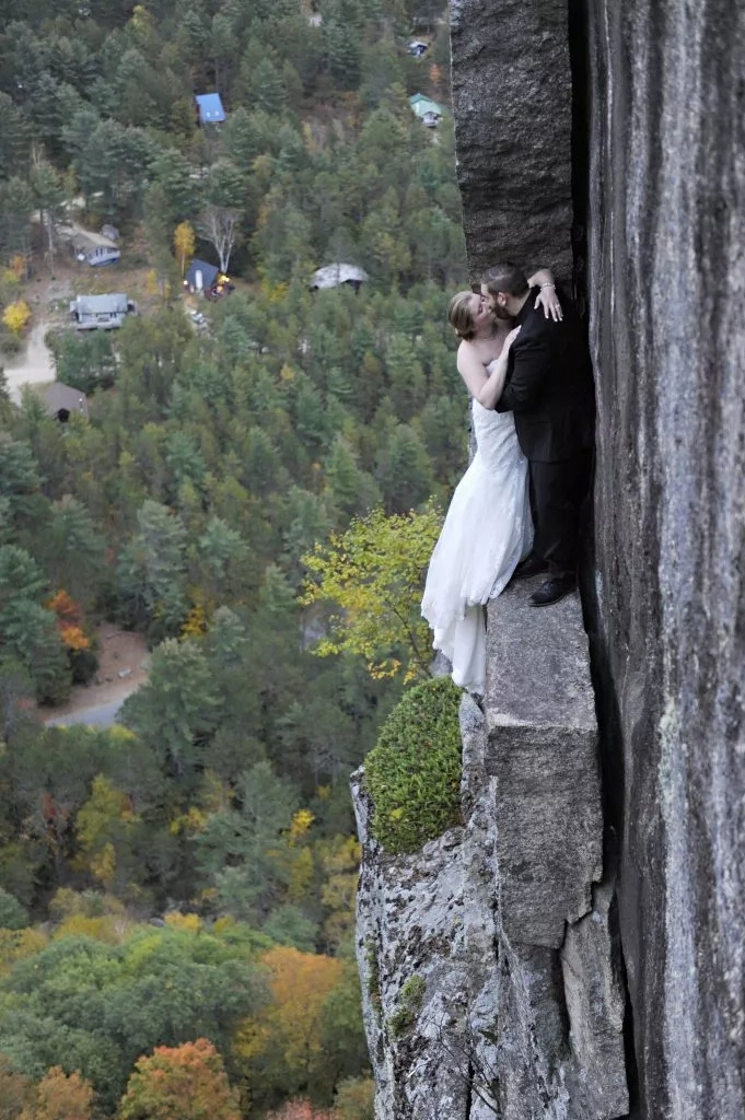 The couple said it was an experience to remember. Photo: Caters News Agency. Photo: Caters News Agency