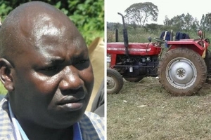 Just In: Turbo MP Police driver crushed to death by tractor in Uasin Gishu
