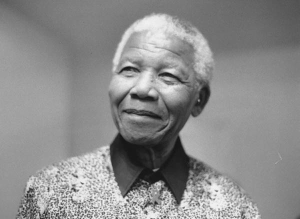 Nelson Mandela. Source: Google