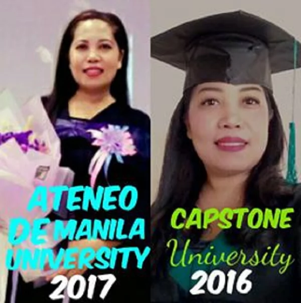 Sa Ateneo pa nakapagtapos! OFW shares her inspiring story how she graduated from a prestigious university in our country while working abroad