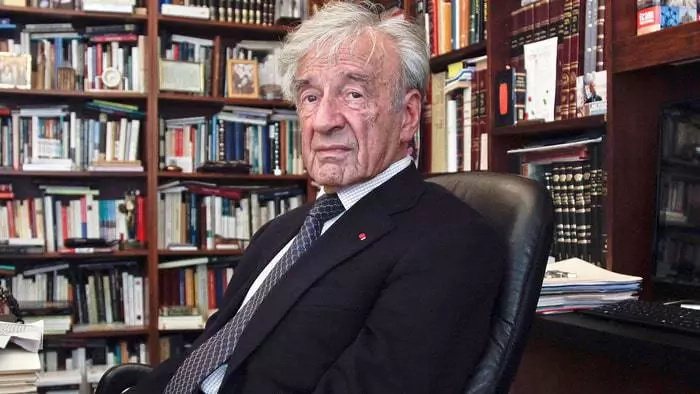 Holocaust survivor and Nobel Peace laureate Elie Wiesel dies at 87