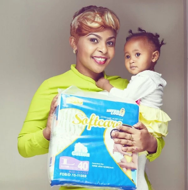 Size 8 and DJ Mo's daughter