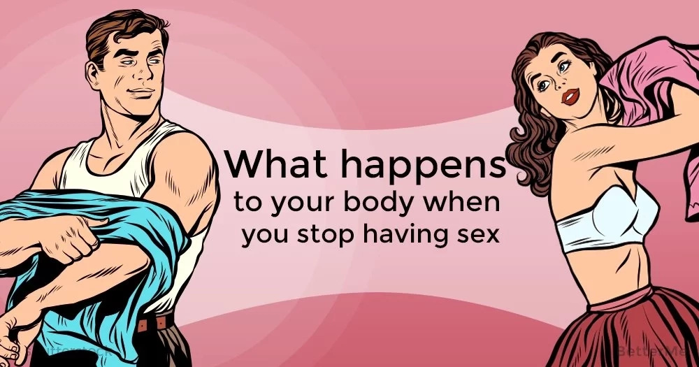 When to stop having sex