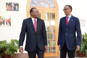 Rwanda responds to claims that it abandoned deal with Uhuru