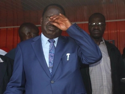 Opinion: NASA leader Raila Odinga should just wait for real presidency and stop chasing shadows