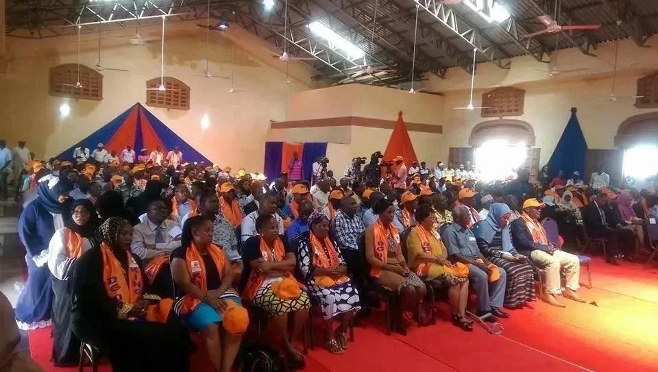 Huyu ndiye mgombeaji mwenza wa Joho (PICHA)