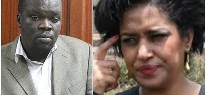 Esther Passaris does the worst to controversial blogger who called her 'lose'