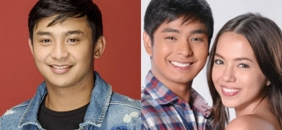 Ronwaldo Martin comments about his brother Coco's relationship with rumored girlfriend Julia Montes