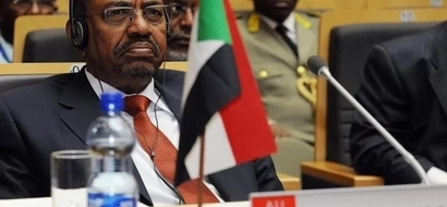 UPDATE: Bashir Flies Out Of South Africa, Will Address Crowd