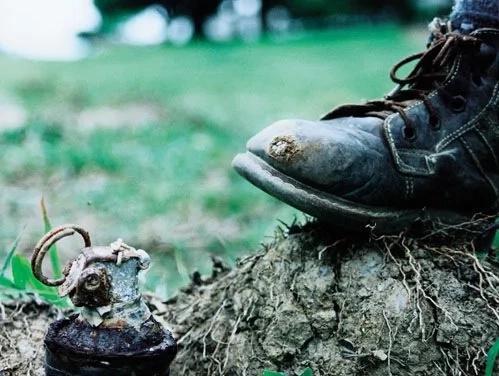 Dos soldados víctimas de un campo minado en Santander
