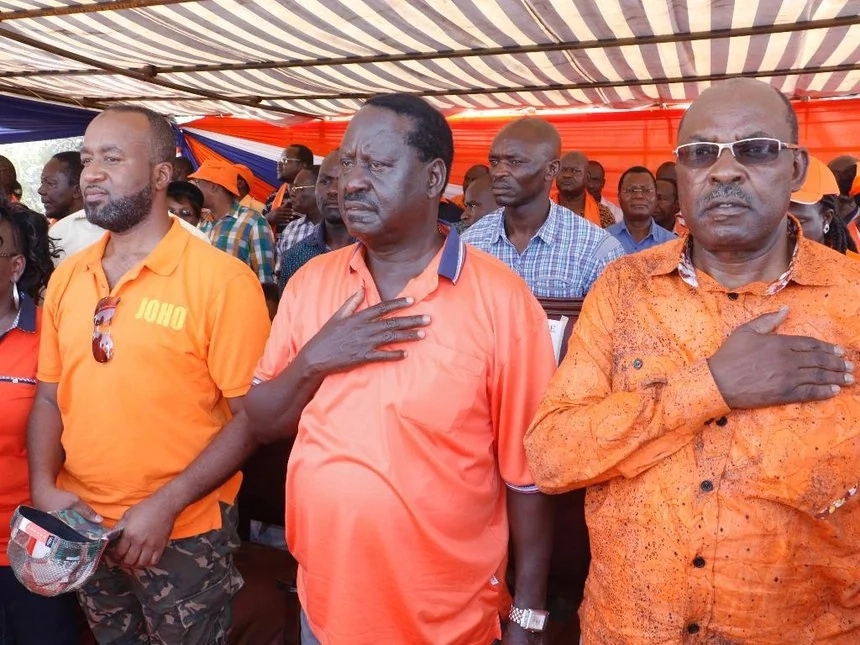 Raila Odinga to sue media house
