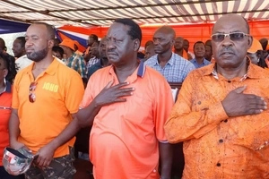 5 reasons why Raila should be arrested