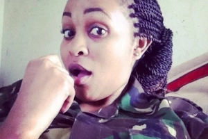 This KDF soldier is hotter than Ethiopian goddesses (photos)