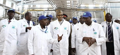 Fury after reports Kenyatta-owned Brookside goes West Africa following Buhari visit