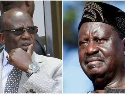 NASA's ardent supporter Johnson Muthama skips crucial coalition's rally in Machakos